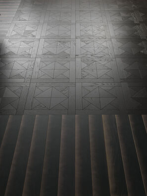 STUD BLACK,  - Flooring