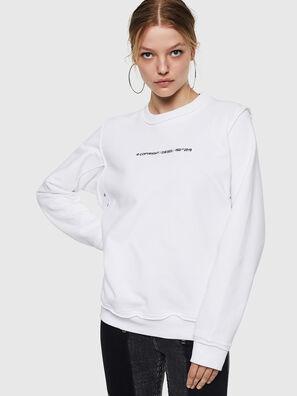 F-LYANY-F, White - Sweaters