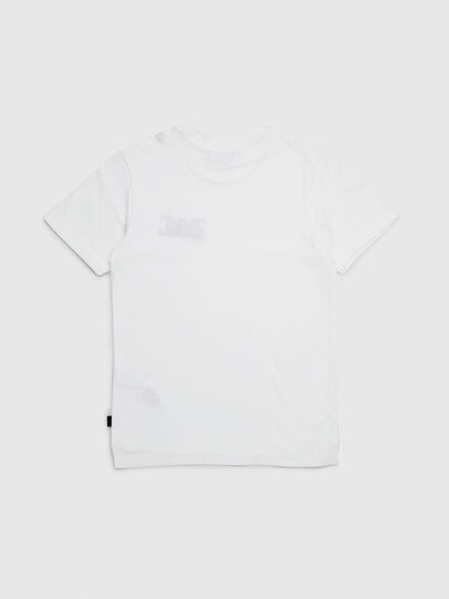 Diesel - TJUSTXMAS, White - T-shirts and Tops - Image 2