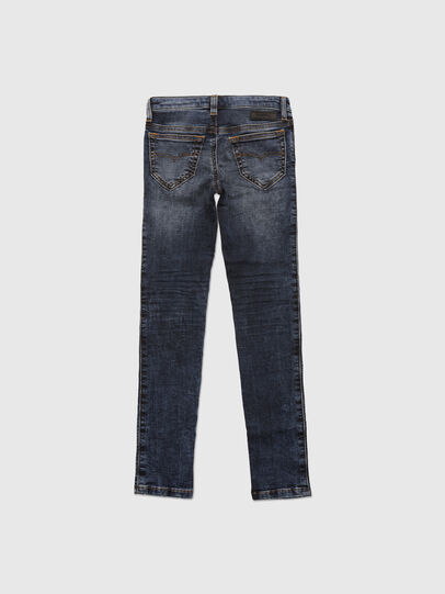 Diesel - SKINZEE-LOW-J JOGGJEANS-N, Dark Blue - Jeans - Image 2