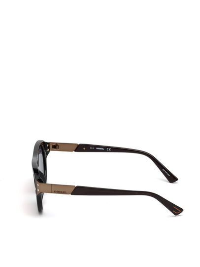 Diesel - DL0233, Black - Sunglasses - Image 5