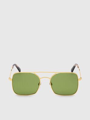 DL0302, Gold - Sunglasses