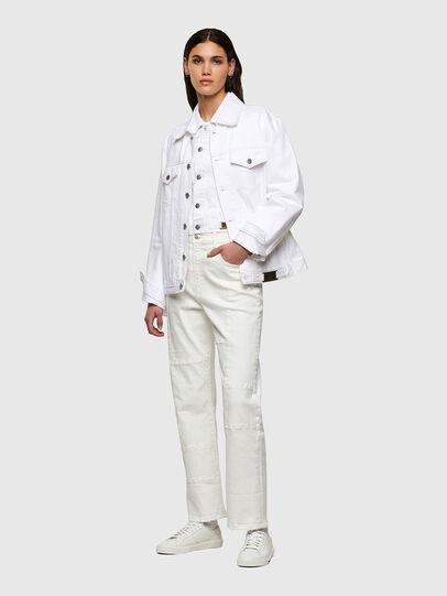 Diesel - S-MYDORI LC W, White - Sneakers - Image 7