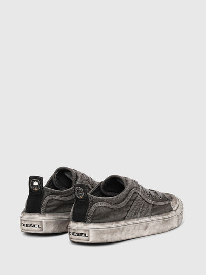 Diesel - S-ASTICO LOW LACE W, Grey - Sneakers - Image 3