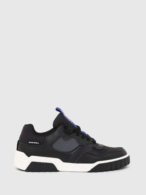 S-RUA LOW SK, Black - Sneakers