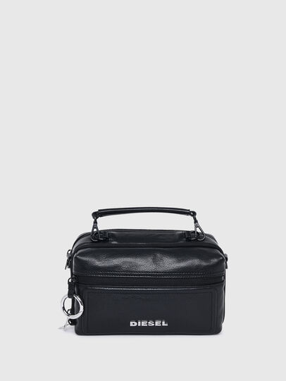 Diesel - FUTURAH PC, Black - Crossbody Bags - Image 1