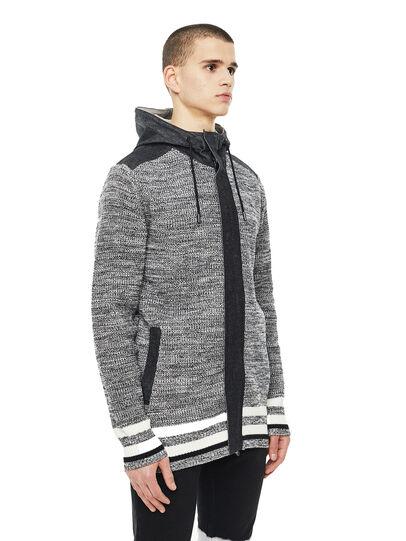 Diesel - KOMO-HOOD,  - Knitwear - Image 6