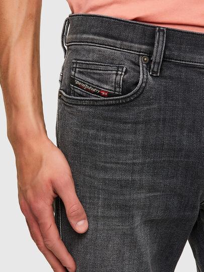 Diesel - D-Amny 09A18, Black/Dark grey - Jeans - Image 4