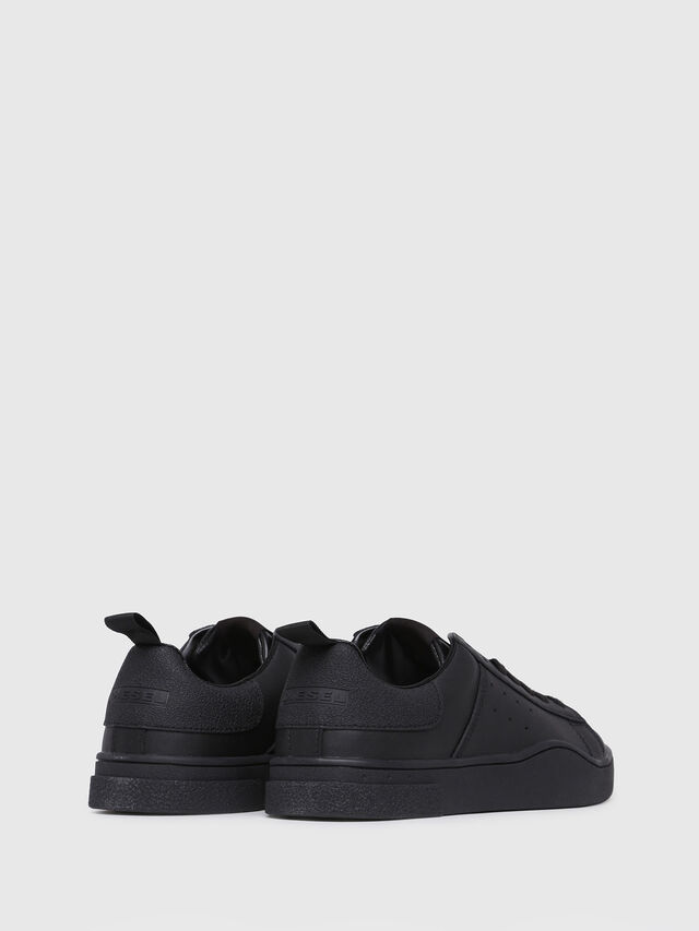 Diesel - S-CLEVER LOW W, Black - Sneakers - Image 3
