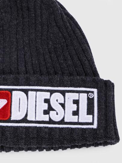 Diesel - K-CODER-B,  - Knit caps - Image 3