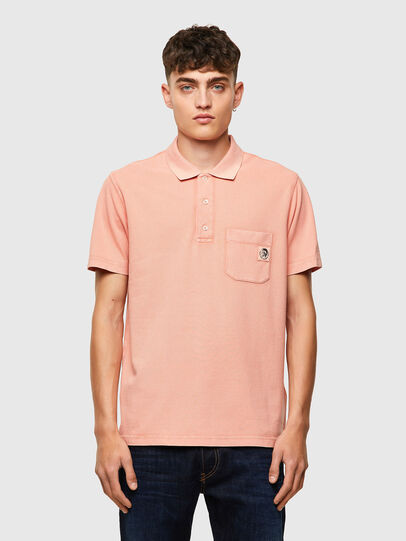 Diesel - T-POLO-WORKY-B1, Face Powder - Polos - Image 1