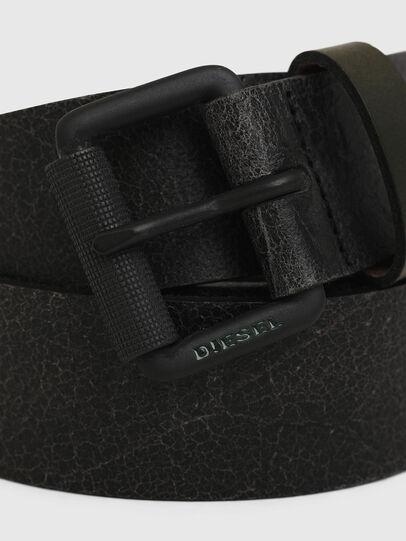 Diesel - B-CLIN, Black - Belts - Image 2