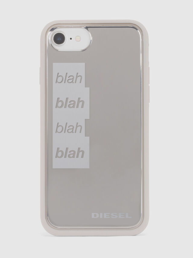 Diesel - BLAH BLAH BLAH IPHONE 8/7/6s/6 CASE, White - Cases - Image 2