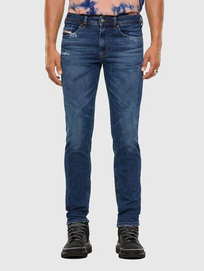 Diesel - Thommer 009DE, Dark Blue - Jeans - Image 1