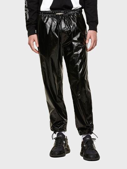 Diesel - P-TOLLER-RIP, Black - Pants - Image 1