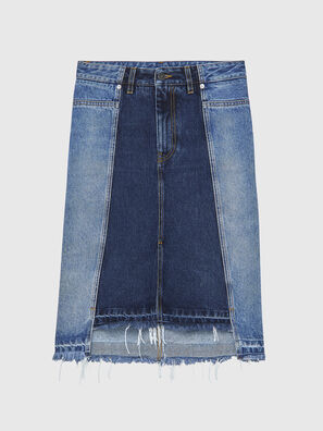 DE-PAU-SP, Medium blue - Skirts