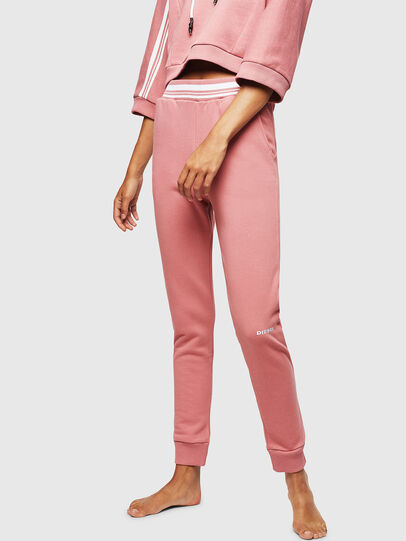 Diesel - UFLB-ALIKER, Pink - Pants - Image 1