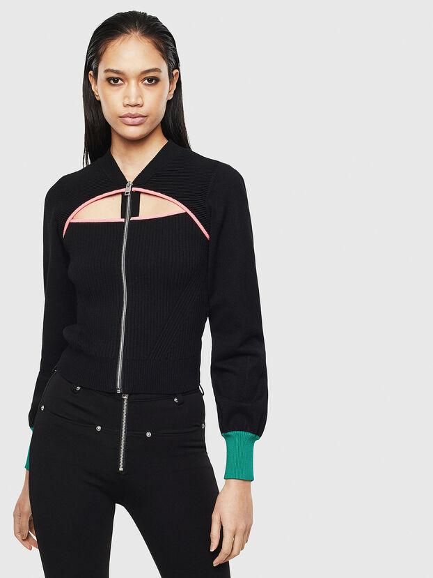 M-LANAE, Black - Knitwear