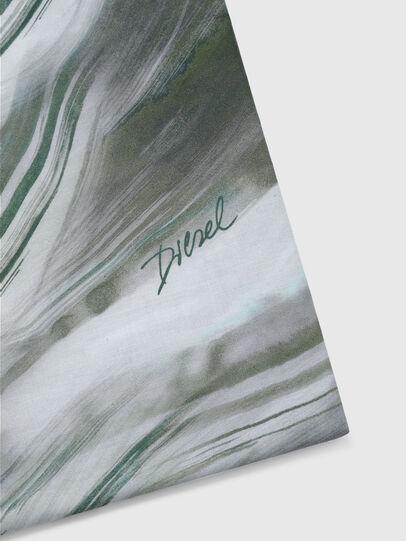Diesel - 2003985 CLET WATER R, Grey/Green - Duvet Cover Set - Image 2