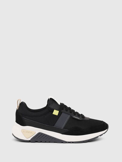 Diesel - S-KB LOW RUN, Black - Sneakers - Image 1