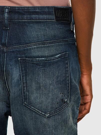 Diesel - Fayza JoggJeans® 09B50, Dark Blue - Jeans - Image 4
