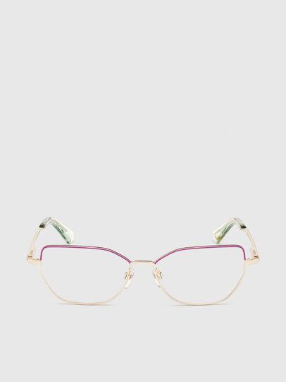 Diesel - DL5355, Pink - Eyeglasses - Image 1