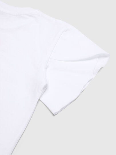 Diesel - TUNGIB, White - T-shirts and Tops - Image 3