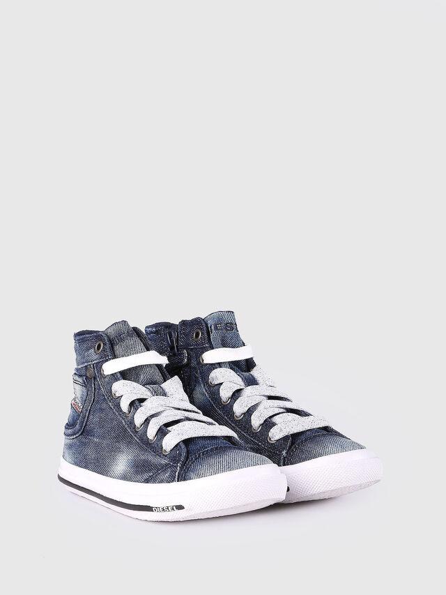 KIDS SN MID 20 EXPOSURE Y, Blue Jeans - Footwear - Image 2