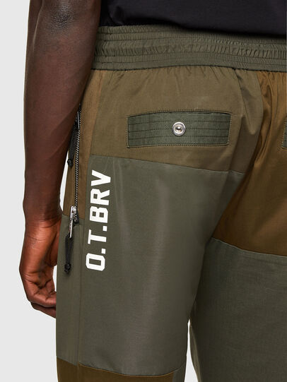 Diesel - P-HOR, Military Green - Pants - Image 3