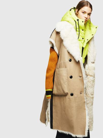 Diesel - L-IRTA,  - Leather jackets - Image 6