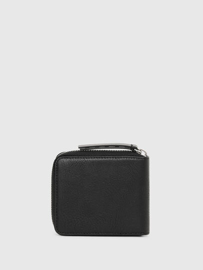Diesel - ZIPPY HIRESH S, Black - Zip-Round Wallets - Image 2
