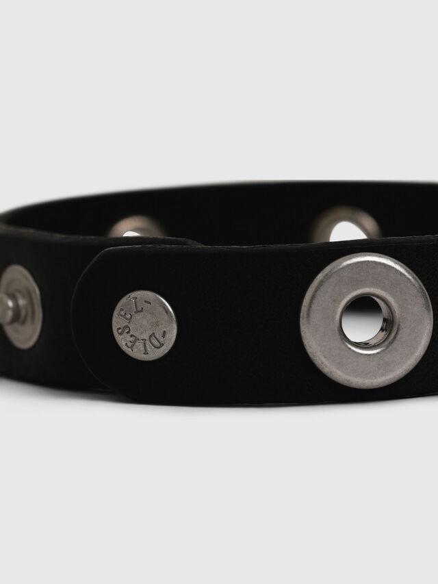 Diesel - A-SPARK, Black/Silver - Bijoux and Gadgets - Image 2
