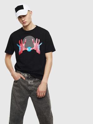 T-JUST-T26, Black - T-Shirts
