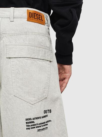 Diesel - D-RON, White - Shorts - Image 6