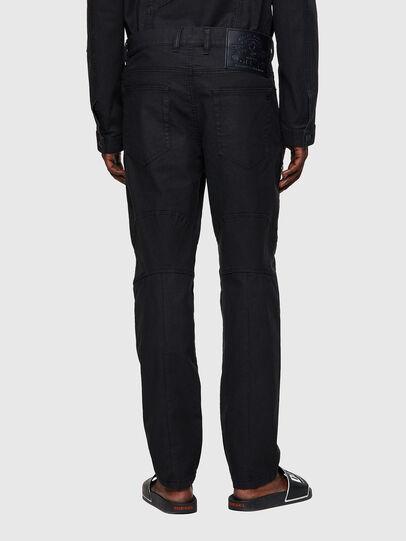 Diesel - D-VIDER JoggJeans® 0DDAX, Black/Dark grey - Jeans - Image 2
