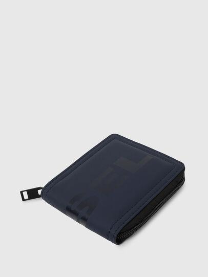 Diesel - ZIPPY HIRESH S, Dark Blue - Zip-Round Wallets - Image 6