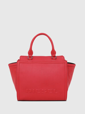 BADIA, Fire Red - Satchels and Handbags