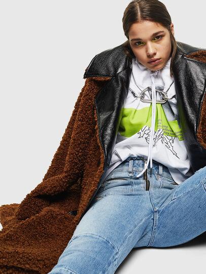 Diesel - L-ASC,  - Leather jackets - Image 4