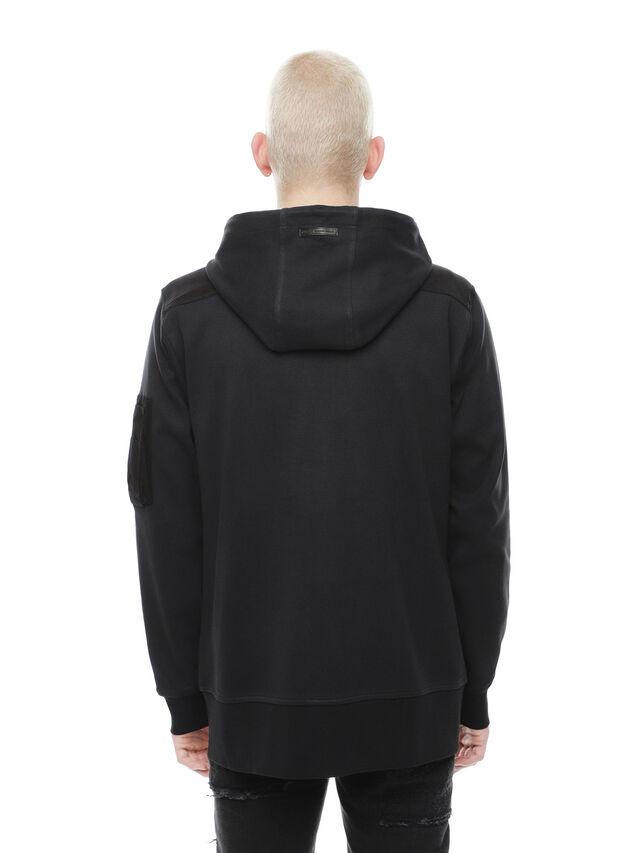 Diesel - SIRO, Black - Sweaters - Image 2