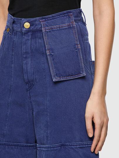 Diesel - D-Luite 0EEAX, Medium blue - Jeans - Image 5
