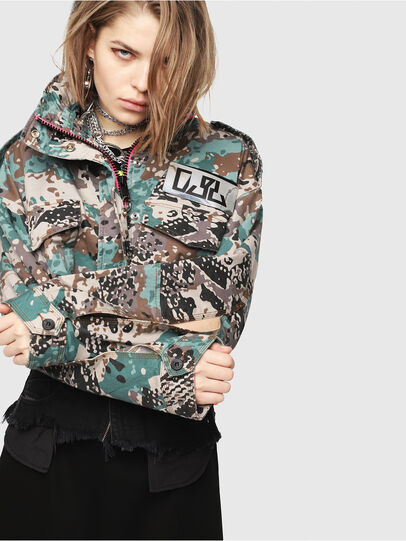 Diesel - G-SHILOH-A,  - Jackets - Image 1