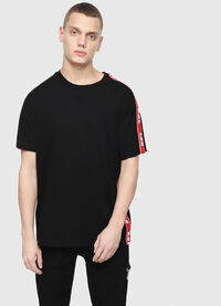 T-JUST-RACE, Black/Red