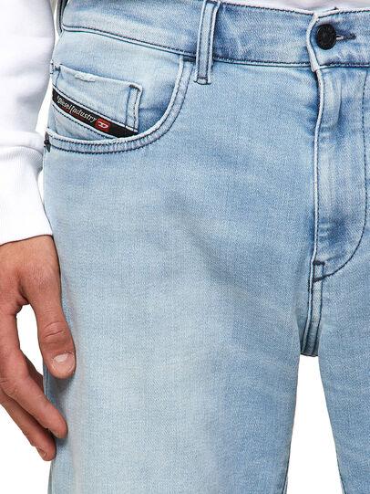 Diesel - D-Strukt JoggJeans® Z69VL, Light Blue - Jeans - Image 3