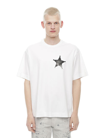 Diesel - TEORIAL-SHERIFF,  - T-Shirts - Image 1