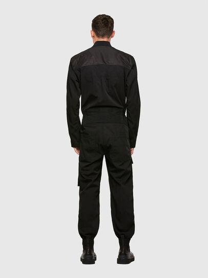 Diesel - P-DEVO, Black - Jumpsuits - Image 2