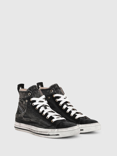 Diesel - EXPOSURE IV W, Black - Sneakers - Image 2