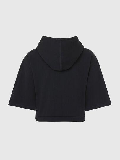 Diesel - UFLT-JONIES, Black - Sweaters - Image 2