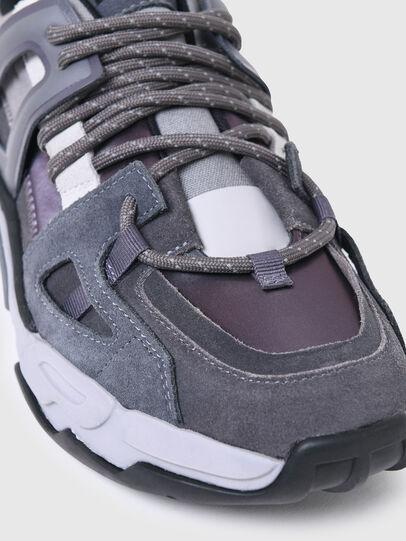 Diesel - S-KIPPER LOW TREK II, Grey - Sneakers - Image 6