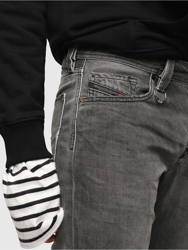 Diesel - Larkee-Beex 088AF, Black/Dark grey - Jeans - Image 3