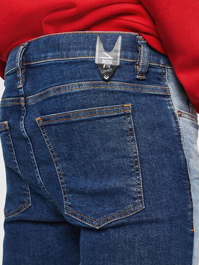 Diesel - D-Istort 085AU, Medium blue - Jeans - Image 4